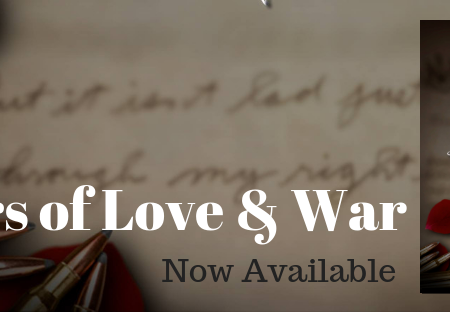 Letters of Love and War Now Available